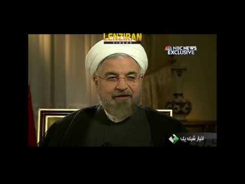 Nbc Interview  With Hassan Rohani And Zarif  In Council On Foreign Relations In New York video