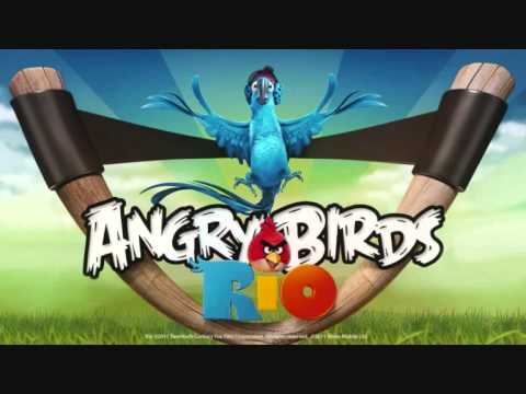 Angry Birds Rio Theme [10 Hours] video