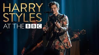 Harry Styles Sign Of The Times At The Bbc