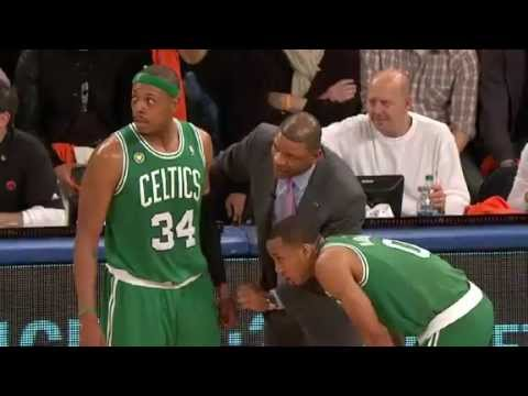 NBA CIRCLE - Boston Celtics Vs New York Knicks Highlights 20 April 2013 NBA Playoffs 2013
