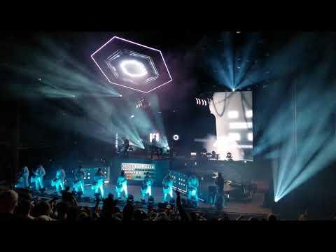 Odesza - Loyal LIVE Red Rocks 2018