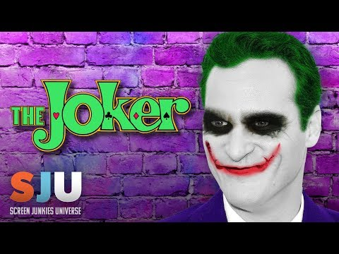 Joker Movie Moves Ahead; Are Movies Too Predictable Now? - SJU