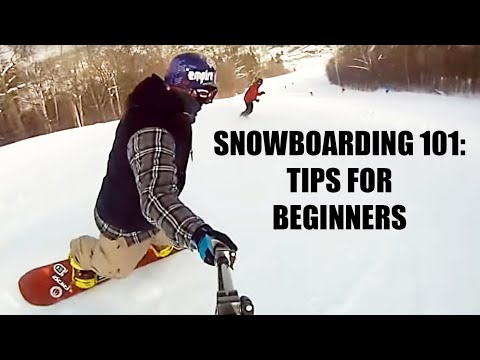 Snowboarding 101: Best 10 Tips for Beginners