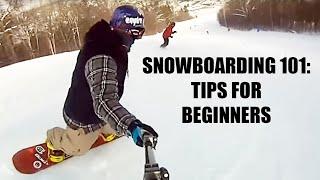 Snowboarding 101: Tips for Beginners