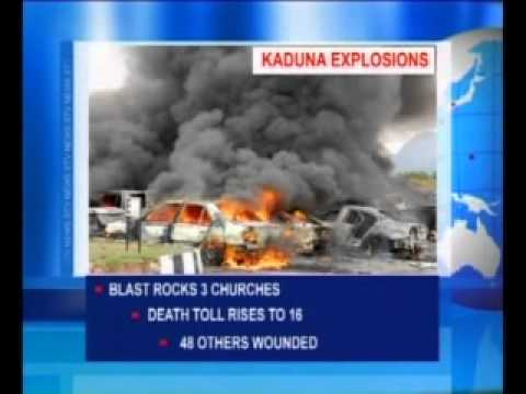 Sixteen People Feared Dead in Kaduna Explosions