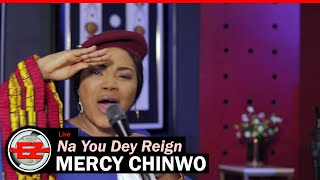 Mercy Chinwo - Na You Dey Reign (Studio Performance)