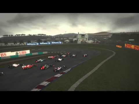 F1 2012 - Vettel Retired Because Of This!