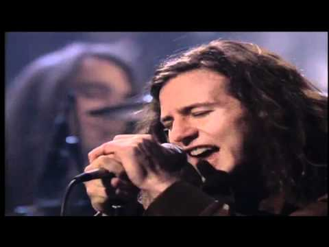 Pearl jam unplugged   Jeremy