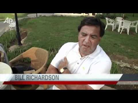Raw Video: Bill Richardson in Cuba