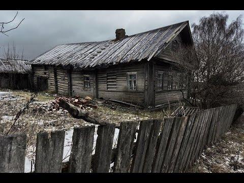 Как Бросают Деревни в России. Что Оставляют в Домах