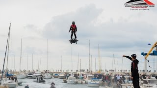 Flyboard® Air 360° video - GUINNESS WORLD RECORDS