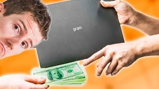 The Laptop to Buy Right Now - LG Gram 2018 Review