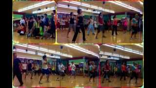 [Remix] LATYP Zumba®-Shake your body bum bum!!!
