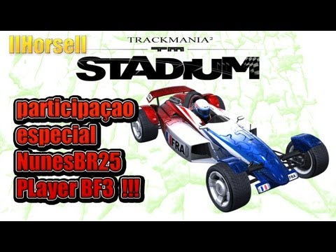 TrackMania 2 Stadium Beta Demo
