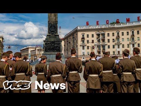 Inside Belarus, Europe's Last Dictatorship