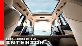 New Mercedes GLS Interior 2020
