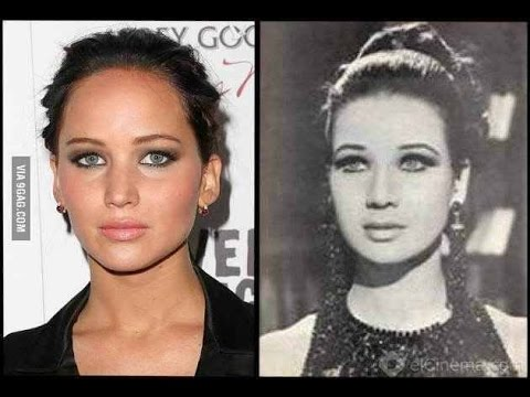 Celebrity Doppelgangers From the Past That Will Surprise ...