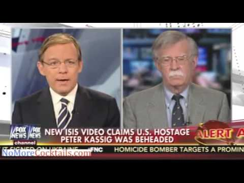 John Bolton: Beheadings by ISIS