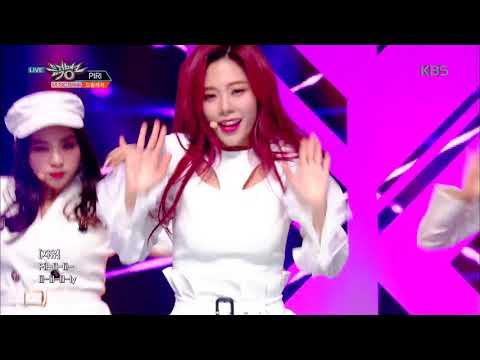뮤직뱅크  Bank - PIRI피리 - 드림캐쳐Dream Catcher20190215