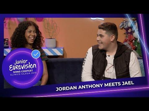 Jordan Anthony (Australia 2019) interviews Jael (Australia 2018)