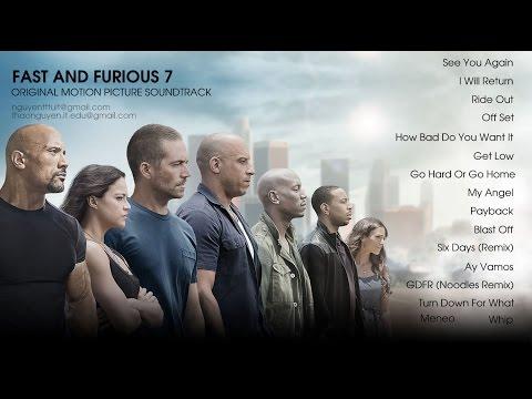 download lagu Fast & Furious 7 Soundtrack Full Album 2 gratis