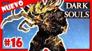 Dark Souls Remastered guia: RUINAS DE LOS DEMONIOS + Atajo a Izalith Perdida - EP.16