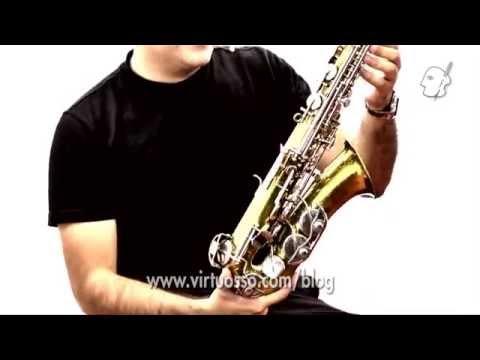 Saxofon para principiantes - Saxofón Bundi Selmer