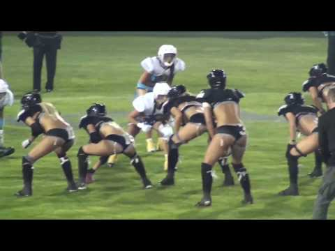LA Temptations vs San Diego Seduction LFL last game of the 09-10 season