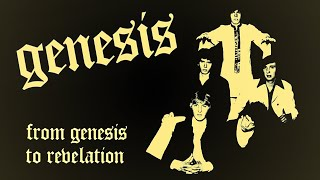Watch Genesis In The Wilderness video