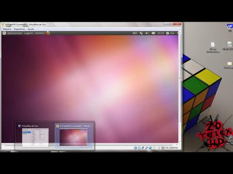 Como instalar un sistema operativo en VirtualBox - Tutorial español [2011]