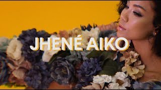 NYLON Behind The Scenes With Psychedelic Goddess Jhene Aiko