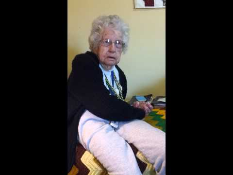 Granny Talking Bout What We Smoke video