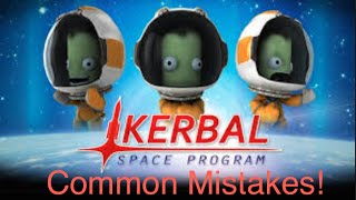 KSP  | Common Mistakes