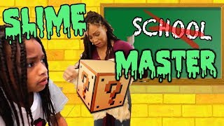 Slime School Gets Deleted By Slime Master ? New Toy Master