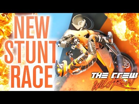 FINALLY! NEW STUNT RACES!!!  | The Crew Wild Run Gameplay w/ The Nobeds