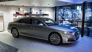 AUDI A8 Exclusive. Individual packet. 2019