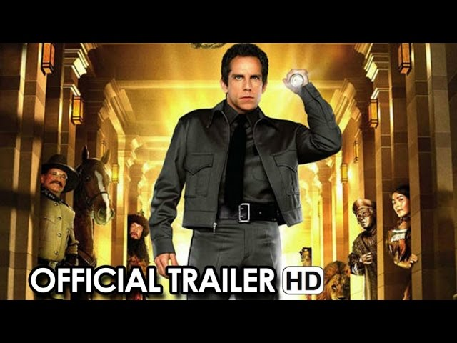 Night At The Museum: Secret Of The Tomb Official Final Trailer (2014) - Ben Stiller Comedy HD
