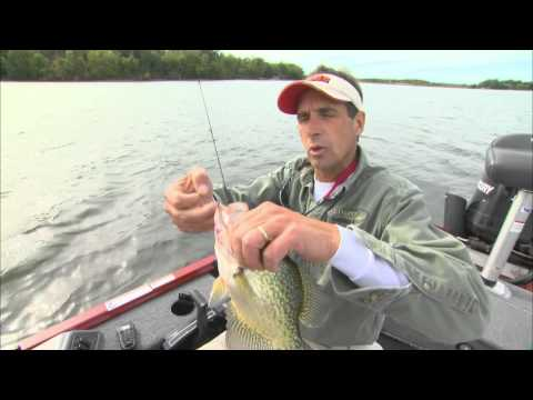 Fall Crappie Targeting