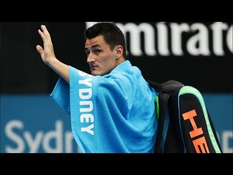 Apia International Quarter-Finals | Bernard Tomic Retires In Sydney