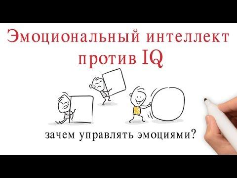 Эмоциональный интеллект против IQ: почему управление эмоциями необходимо для достижения успеха?