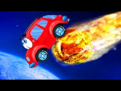 #2 Мультики про машинку Вилли игровое видео про красную машинку Wheelie развивающее видео для детей
