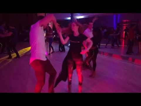 V6 UKDC DJ-KAKAH XMAS Social Dance Party ~ video by Zouk Soul