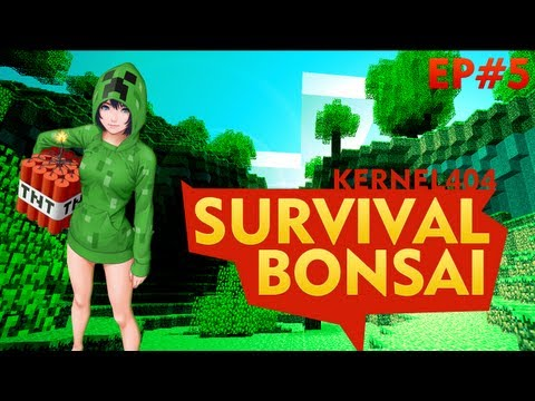 Survival Bonsai: Mesa Encantada #5 por KERNEL404 (Live Gameplay/Comentado)