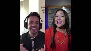Download Lagu Luis Fonsi & Paula Rivas / Echame La Culpa (Smule) Gratis STAFABAND