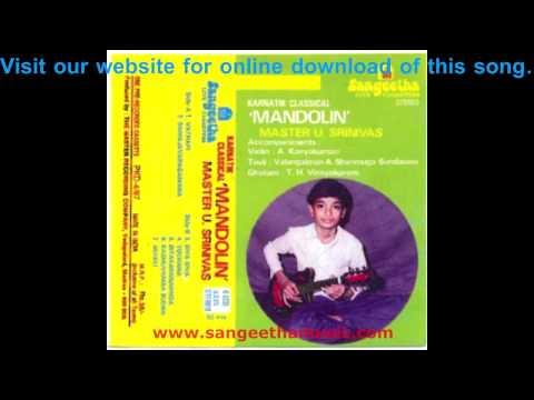 Mandolin - Raghuvamsa Sudha