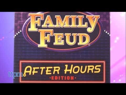 Family Feud After Hours Edition from Endless Games