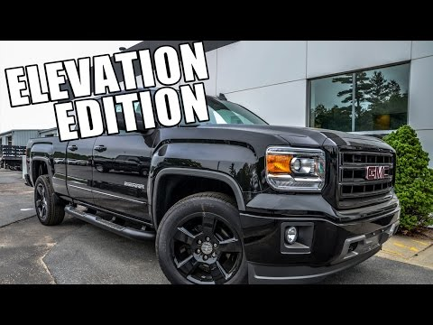 2015 GMC Sierra Elevation Edition - Quick Look!