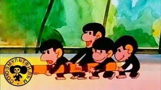 Обезьянки - Осторожно, обезьянки!
