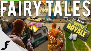 FAIRY TALES - Fortnite: Battle Royale