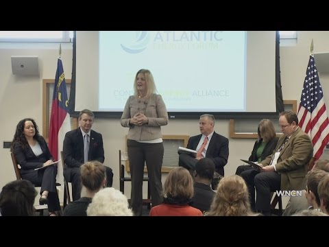 Panel debates offshore energy exploration in NC